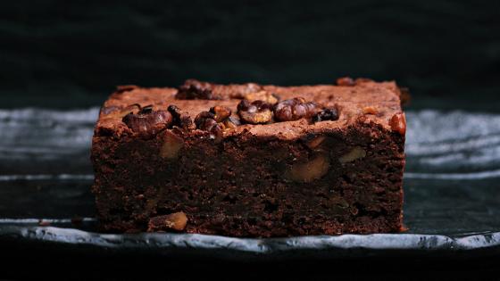 brownie bezglutenowe
